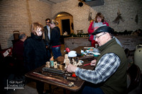 Rock County Historical Society 2012 Holiday Celebration at the Lincoln Tallman House in Janesville.