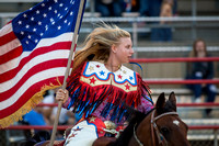 8-18-2017 Great Midwest Pro Rodeo, Elkhorn, WI