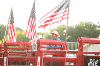 Big Hat Rodeo, Elkhorn, 8-27-14