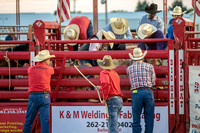 2019-08-16 Elkhorn Friday Night Rodeo