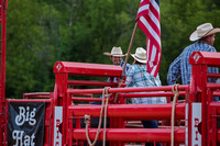 Big Hat Rodeo | Rockford 8-22-14