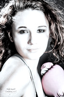 Janesville model photography High Impact Creations