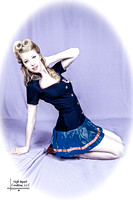 Janesville Pinup Photographer High Impact Creations LLC