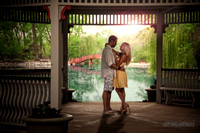 Janesville Photographer | Engagement Photos | Rotary Botanical Gardens