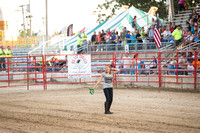 Rodeo Photograph | Big Hat Rodeo | August 27th, 2014